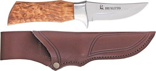 Brusletto Falken Knife with Sheath