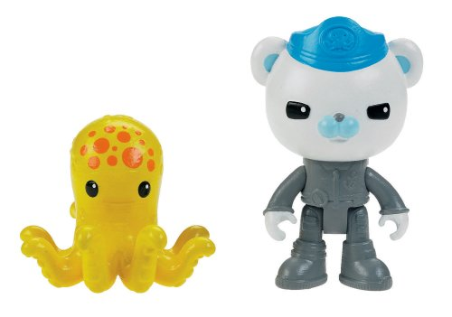 Fisher-Price Octonauts Barnacles and The Octopus