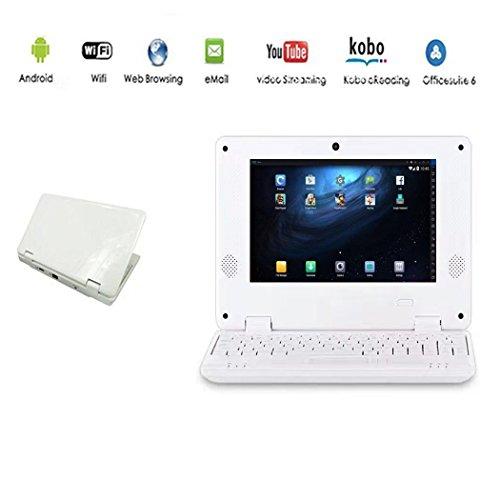 NETBOOK ordenador portátil Ultrabook Android 4.2HDMI écr. 7(Wifi-SD-MMC) blanco 7
