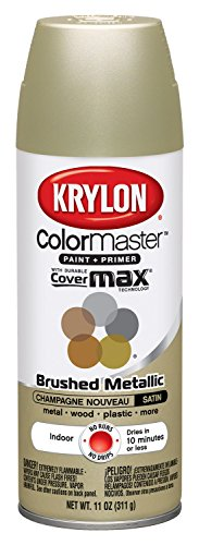 krylon-k05125300-brushed-metallic-aerosol-spray-paint-11-ounce-champagne-nouveau
