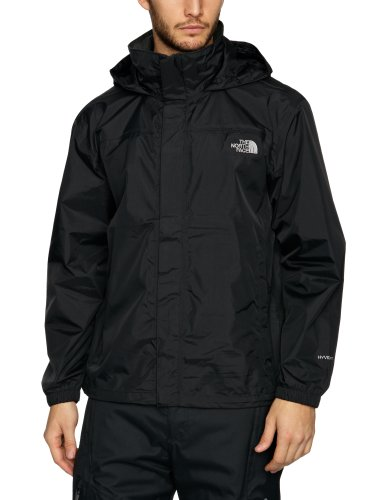 The North Face M Resolve Giacca, Uomo, Nero (Jk3 Tnf), S