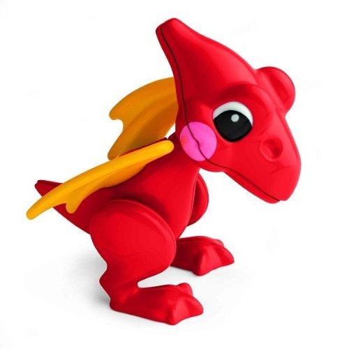 Tolo Toys First Friends Red Pterodactyl