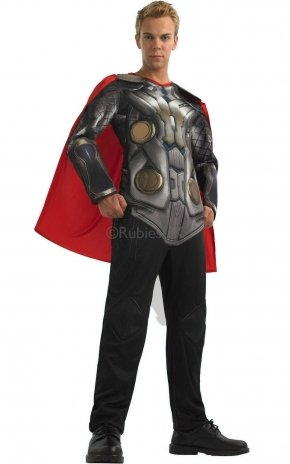Deluxe Thor 2 Costume - Adults - X-large