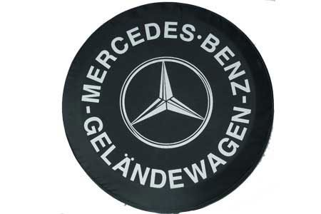 Mercedes G-Class Soft Spare Tire Cover GELÄNDEWAGEN (265 70 16 Tire Cover compare prices)