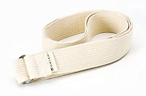Gaiam Yoga Strap 6' by Gaiam