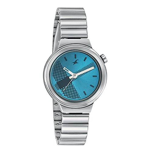 521addbc4 4% OFF on Fastrack Analog Blue Dial Women s Watch-NK6149SM01 Buy Fastrack  Analog Blue Dial Women s Watch-NK6149SM01 from Amazon.in! on Amazon