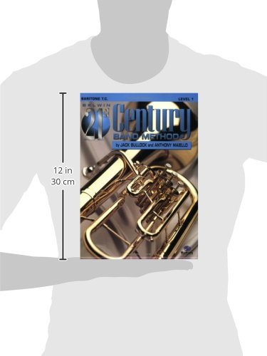 Belwin 21st Century Band Method, Level 1: Baritone T.C