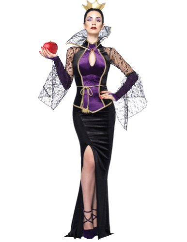 Evil Queen Adult Costume Lg Halloween Costume - Adult Large