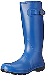 Kamik Women\'s Olivia Rain Boot,Blue,8 M US
