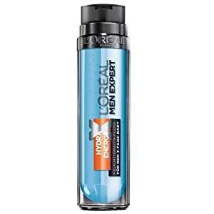 L'Oréal Paris Men Expert Hydra Energy Feuchtigkeits-Fluid für den 3-Tage-Bart, 50 ml