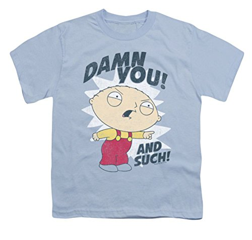 Family Guy And Such Youth T-Shirt