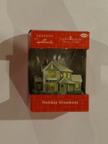 Hallmark Thomas Kinkade Holiday Ornament Seasons