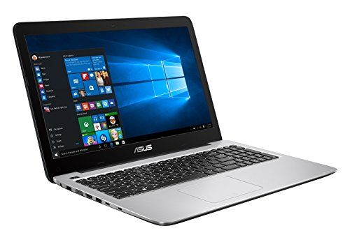 """ASUS F556UJ-XO010T - Portátil de 15.6"""" (Intel Core i7-6500U, 8 GB de RAM, Disco HDD de 1 TB, NVIDIA GT920M de 2 GB, Windows 10), azul y plateado -Teclado QWERTY Español"""