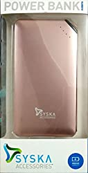 Syska Rainbow 8000 Power Bank