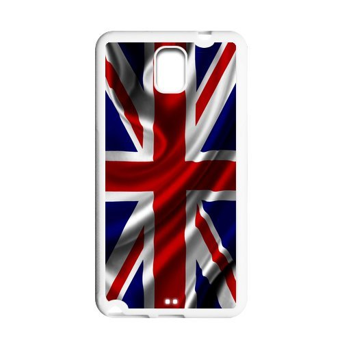 Generic Mobile Phone Cases Cover For Samsung Galaxy Note 3 Case Diy Customized Uk British Flag Union Jack Design Plastic Cell Phones Protective Shell Personalized Pattern Skin