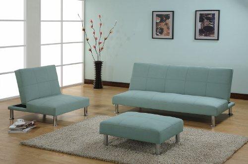 Blue Fabric Sofas Uk