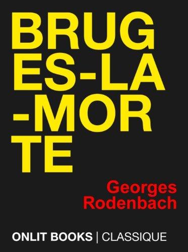 Couverture du livre Bruges-la-Morte