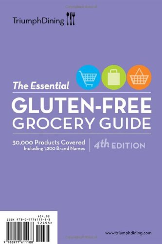 The Essential Gluten-Free Grocery Guide