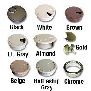 Good Patio Table Grommet Custom Accents Cable Grommet 2 Quot Black Grommet Kits