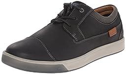 KEEN Men\'s Glenhaven Shoe, Black, 13 M US