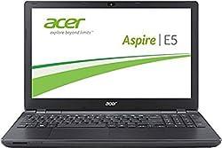 Acer Aspire E5-572G-525V (Core i5 4210M / 4GB / 1TB /ODD /Linux/ 2gb NVIDIA® GeForce® 940M Graphics )FHD Display (BLACK)