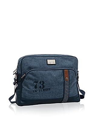 Pepe Jeans Bolsa messenger (Azul)