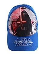 Star Wars Gorra Force Awakens (Azul)