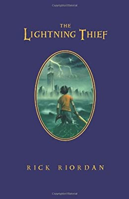 The Lightning Thief (Percy Jackson and the Olympians, Book 1) (Deluxe Edition)