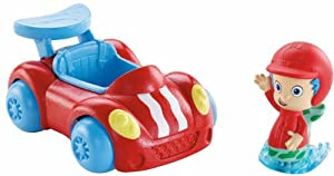 Fisher-Price Nickelodeon Bubble Guppies: Gil & Red Racer