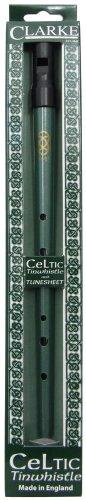 Clarke Celtic Tin Whistle  D