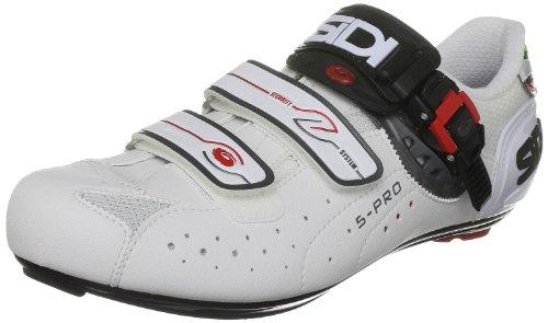 Sidi Men s Genius 5 Pro Mega White Cycling Shoe 74917 13 UK  c799f8642
