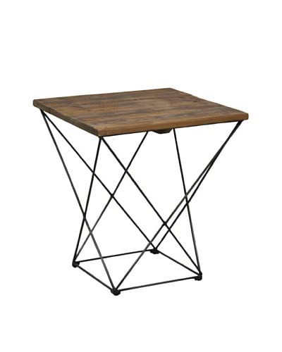 Tottenham Court Boden End Table, Natural