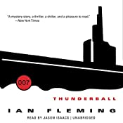 Thunderball: James Bond, Book 9 | [Ian Fleming]