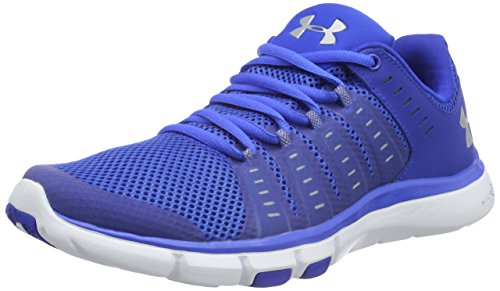 Under Armour Micro G Limitless Training 2 - Scarpe Sportive Indoor Uomo, Blu (Ultra Blue), 42.5 EU