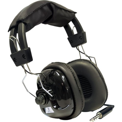 Brand New Bounty Hunter Metal Detector Headphones