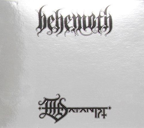 Satanist: CD + Dvd Australian Exclusive Edition by Behemoth (2014-02-11)