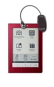 DURAGADGET Lampe de Lecture + Clip de Fixation pour Sony Reader Touch Pocket, Reader Pocket Edition, PRS T1 & PRS T2
