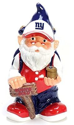 NFL Garden Gnome Coin Banks