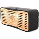 Solar Speaker, Portable Speakers, Wireless Bluetooth Speaker by REVEAL - 8 Hour Life Bluetooth Speaker Solar Powered Speaker MP3 Speaker