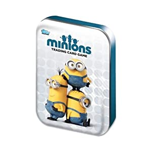 Minions Filled Trading Card Game Tin
