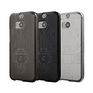 enter your cruzerlite bugdroid circuit htc one m8 case clear few exceptions, the