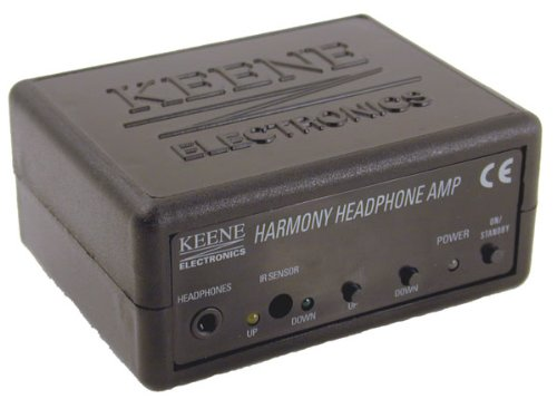 KEENE HARMONY TV HEADPHONE AMPLIFIER