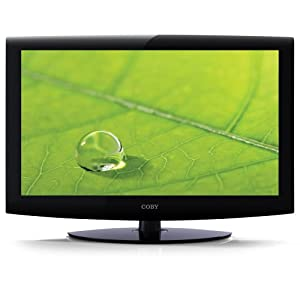 Coby TFTV3247 32-Inch 1080p 120 Hz Widescreen LCD HDTV (Black)