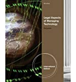 img - for [(Legal Aspects of Managing Technology )] [Author: Lee Burgunder] [Mar-2010] book / textbook / text book