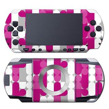 PSP Skin Slim & Lite - Neo Pink