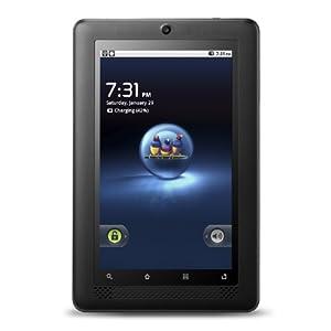 ViewBook VB730 7-Inch Android 2.2 Wi-Fi/BT Tablet - Black