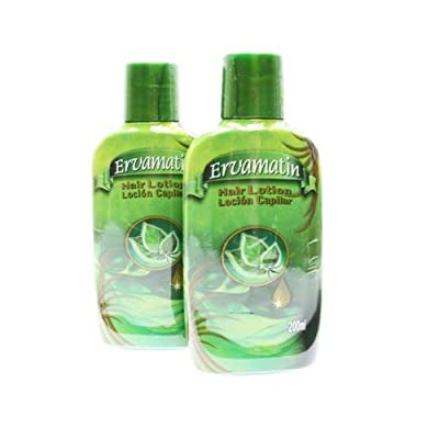 Ervamatin Hair Growth and Restoration Lotion 2 pack
