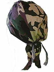 CAP Camouflage Dog Bandana