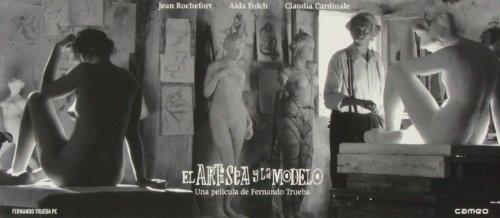 El Artista Y La Modelo - Edición Coleccionista (BD + DVD + Libro + Postales) [Blu-ray]