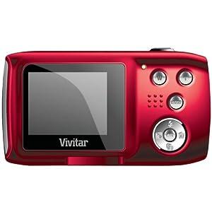 5.1 MEGAPIXEL V5118 DIGITAL CAMERA (RED) (Catalog Category: CAMERA/FILM / PHOTO, VIDEO & ACCESSORIES)